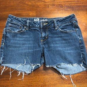 Bullhead Fringe Shorts